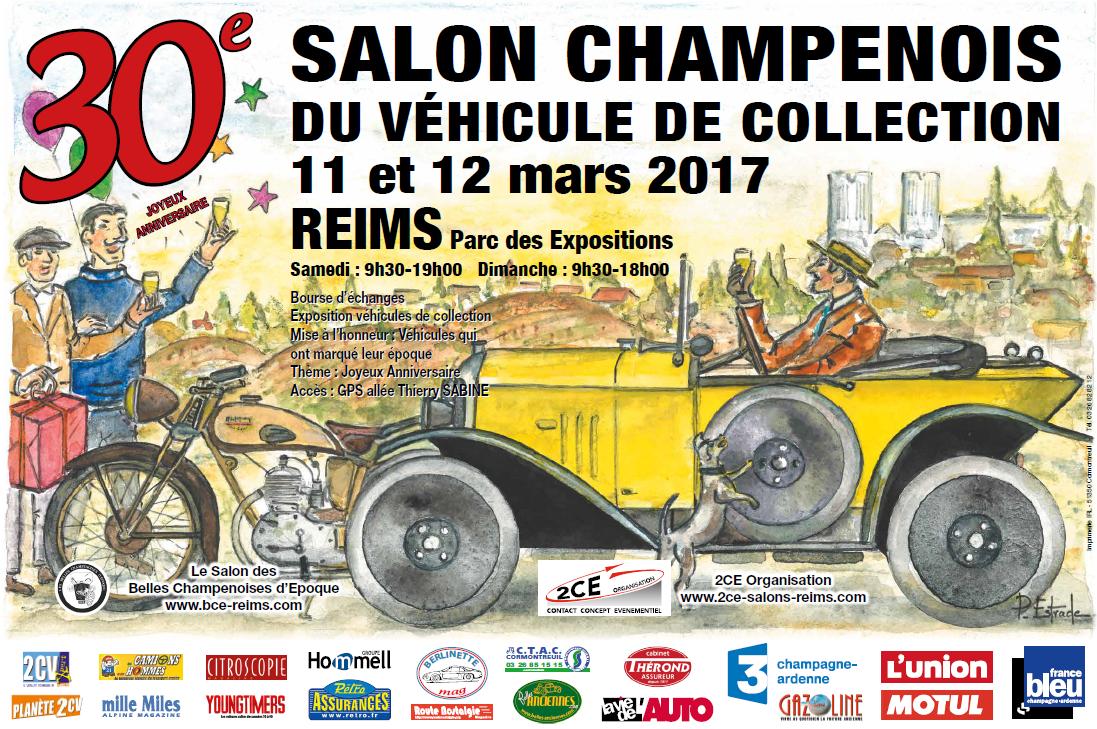 Catalogue officiel salon champenois du vehicule de for Salon vehicule de loisir